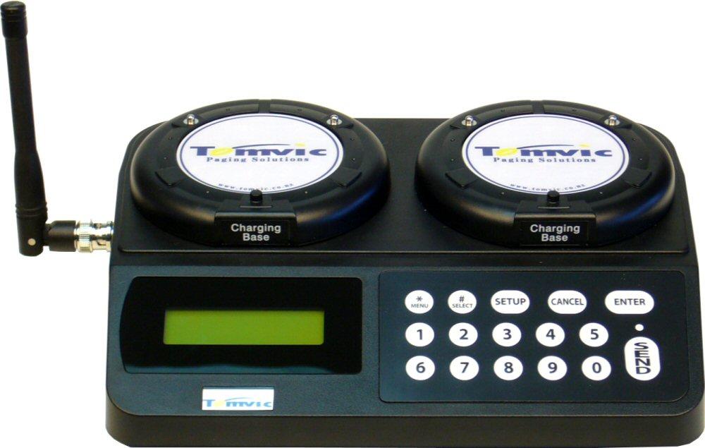 Coaster Paging Transmitter Tomvic Industries Ltd