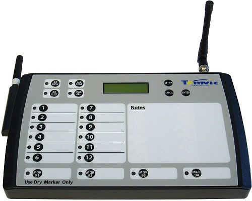 ServerCall Paging System